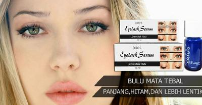 Keunggulan Ertos Eyelash Serum