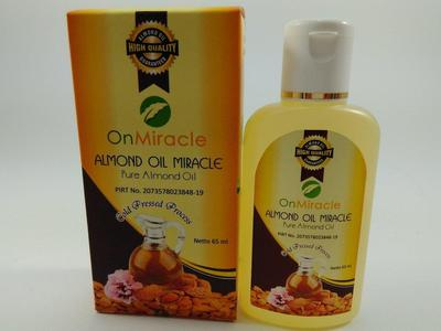 Almond Oil atau Minyak Almond
