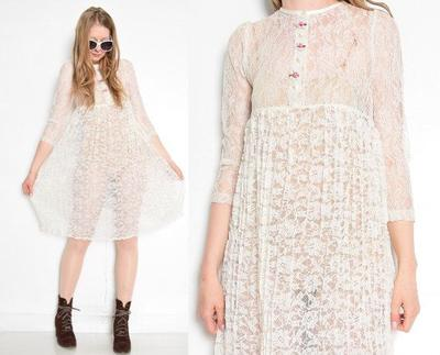 2. Lace Style