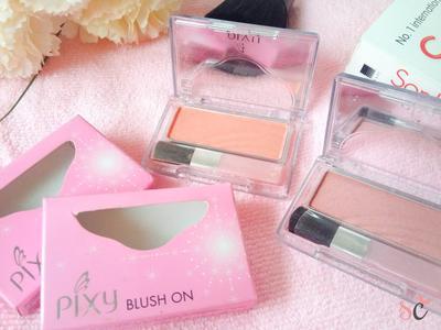 Mencari Blush On Mungil yang Dilengkapi dengan Brush? Coba Cek Rekomendasi Ini!