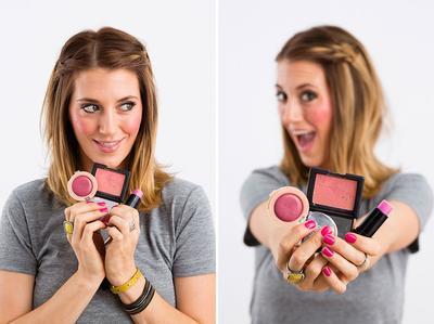 Powder Blush On VS Cream Blush On, Mana yang Lebih Bagus?