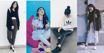 Bingung Cari Inspirasi Fashion? Intip Gaya Athleisure Keren dari 4 Selebgram Ini Saja!