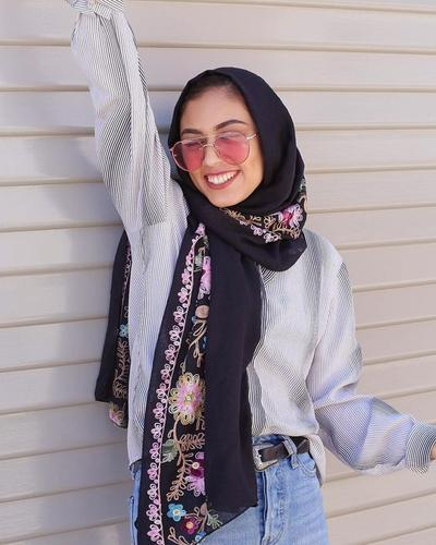 Pattern in Your Hijab