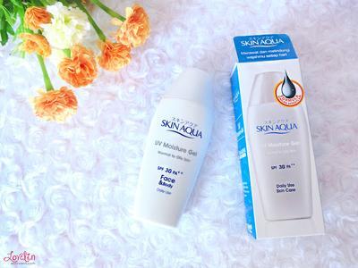 Ini 6 Alasan Kenapa Kamu Wajib Coba Sunscreen Skin Aqua UV Moisture Gel
