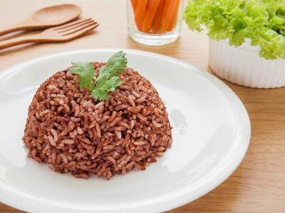 2. Nasi Merah
