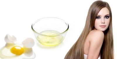 Ternyata 6 Hal untuk Rambut Ini Bisa Kamu Dapatkan dari Putih Telur