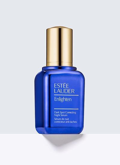 5. Estée Lauder Enlighten Darkspot Correcting Night Serum