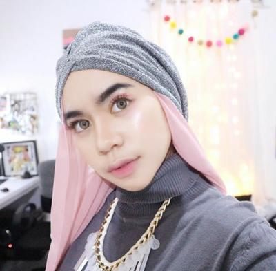 Gunakan Turban Instan