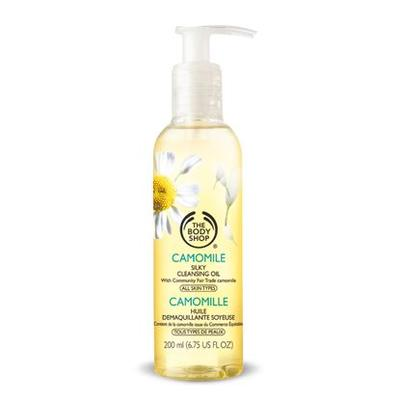 Apa Itu The Body Shop Camomile Silky Cleansing Oil?