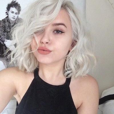 1. Short-Curly
