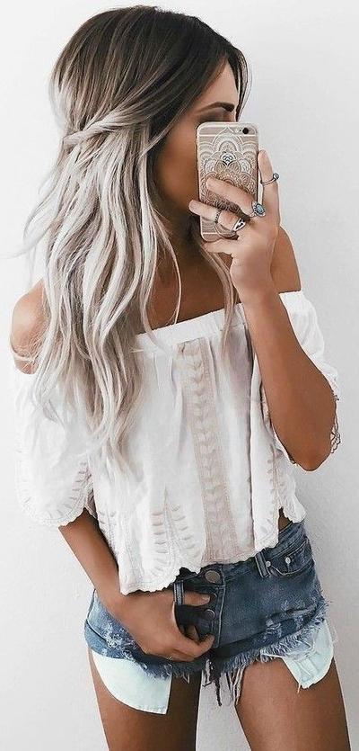 4. Summer Blonde