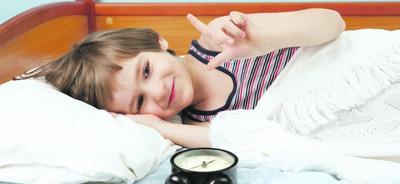 2. Buatlah Rutinitas Waktu Tidur