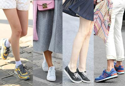 Do's: Sneakers