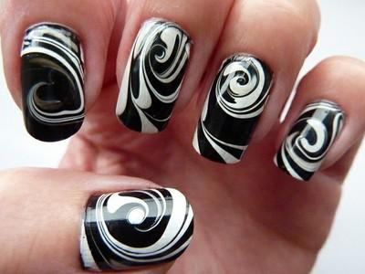 2. Black and White Marbles