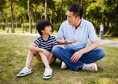 3. Ajari anak untuk bernegosiasi