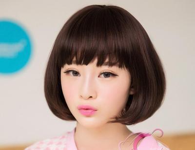 Ini Dia Model Rambut Bob Yang Cocok Untuk Kamu Yang Berambut Tipis - Tutorial hairstyle untuk rambut tipis