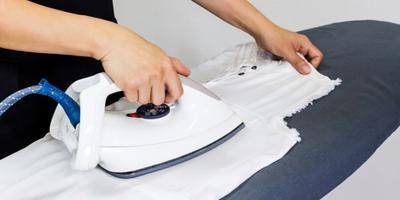 3. Jangan Terlalu Sering Menyetrika Baju