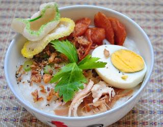 4. Bubur Ayam Gerobak