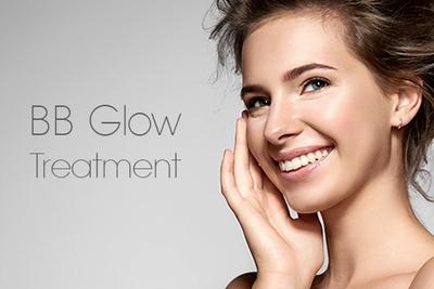 Ada Beberapa Tahapan BB Glow Treatment