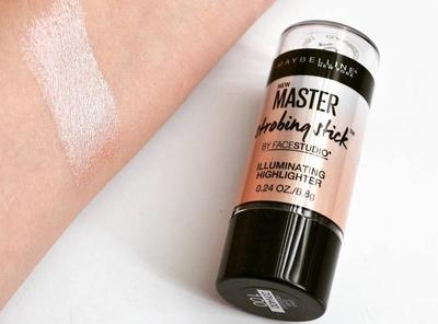 Review: Maybelline FaceStudio Master Strobing Stick Illuminating Highlighter