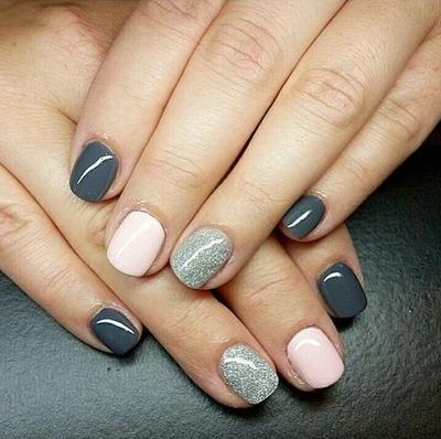 Ini Dia Inspirasi Nail Art Cantik untuk Si Kuku Pendek!