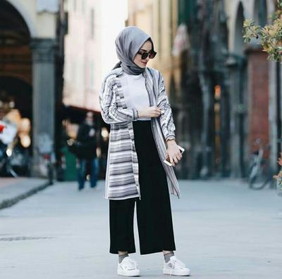 Gunakan Hijab Simple