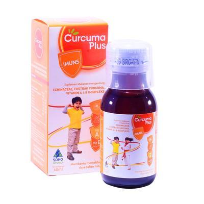 2) Curcuma Plus Imuns