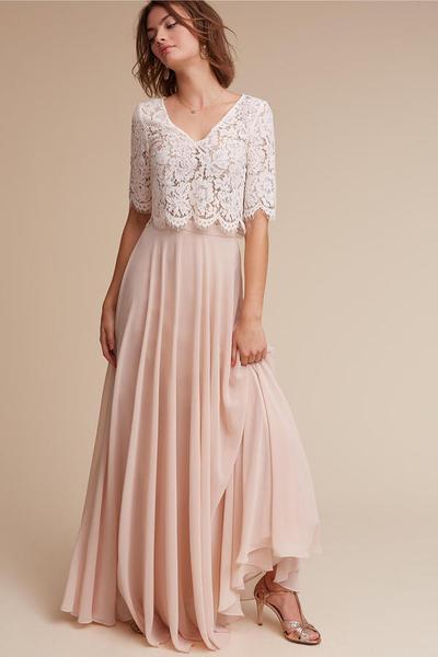3. Long Dress