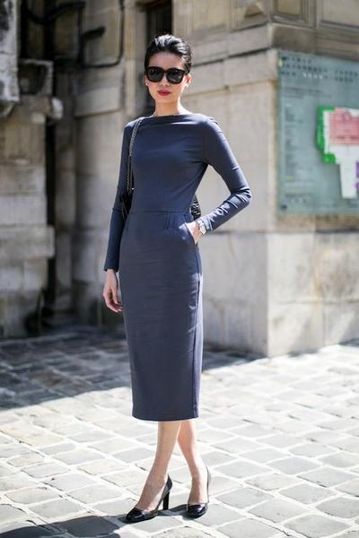 3. Midi Dress