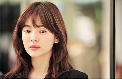 2. See Trough (Song Hye Kyo)