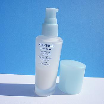 Kemasan Ala Shiseido