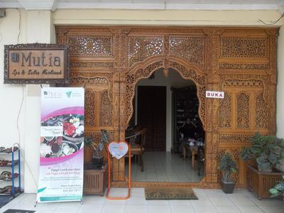 d'Mutia Salon & Spa Muslimah