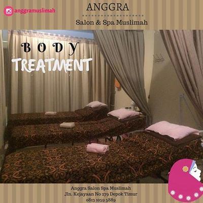 Anggra Spa Salon Muslimah