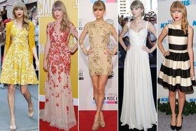 5 Dress Taylor Swift Ini Bisa Lho Kamu Pakai ke Acara Prom!