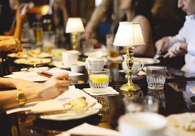 2) Restoran Sofia