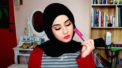 Dapatkan Warna Bibir Tahan Lama dengan Zhuco Cosmetics Lip Matte Cream
