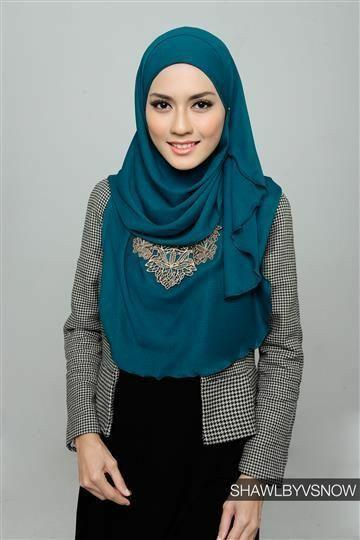 Siapkan Hijab Ganti