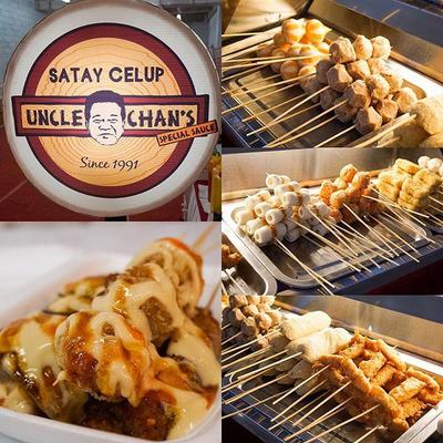 Satay Celup Uncle Chan