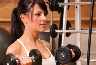 3. Latihan/Olahraga Gym