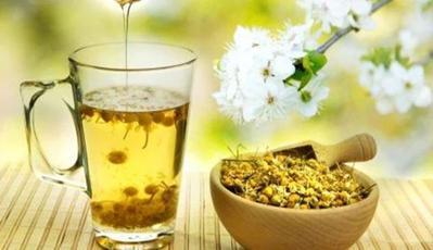 8. Teh Herbal Adalah Kuncinya
