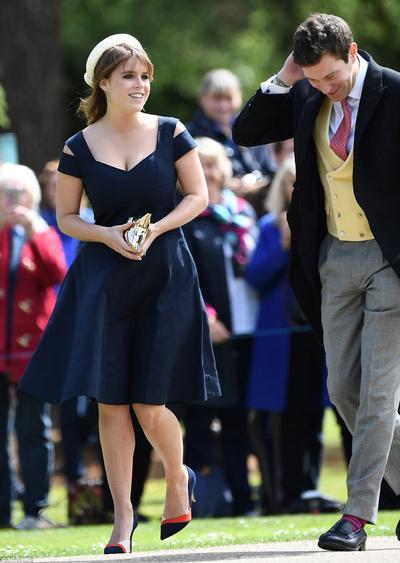 Wow, Fashion Style Para Tamu Pernikahan Pippa Middleton Ini Sangat Menginspirasi!
