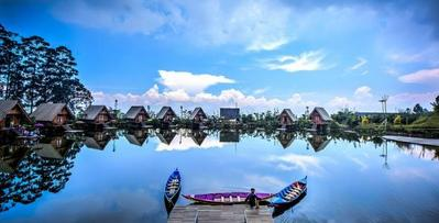 Ingin  ke Bandung? Rugi Kalau Enggak ke 10 Wisata Favorit Ini!