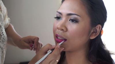 Lipstick Warm Tone