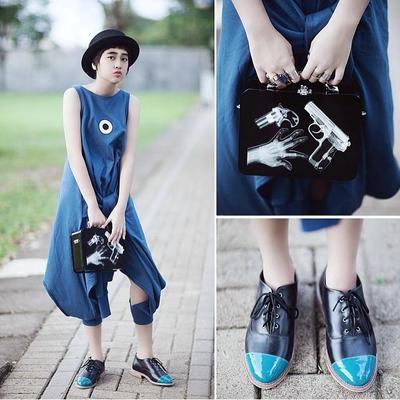 EN.PENS, Fashion Line Milik Evita Nuh yang Membuat Gayamu Lebih Kece dan Dinamis