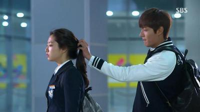 1. Park Shin Hye