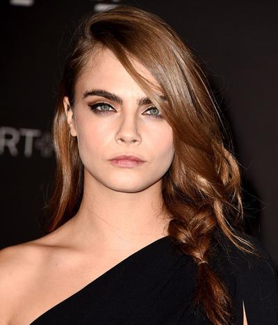 2. Brunette Hair