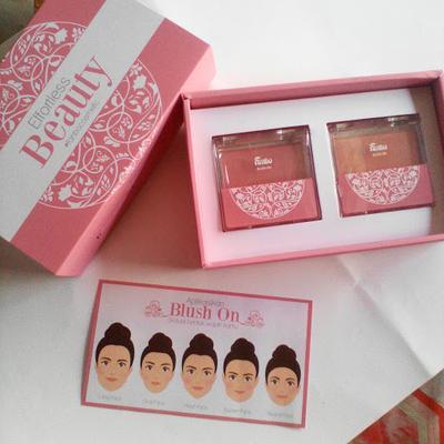 Fanbo Microshimmer Blush On