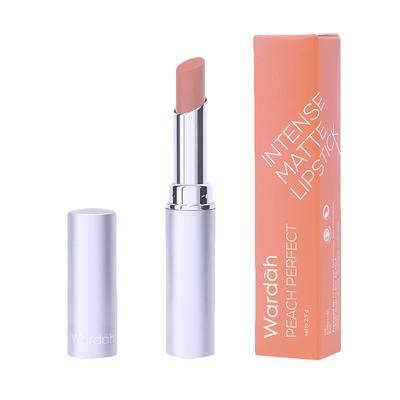 Bibir Lebih Segar dan Lembut dengan Wardah Peach Perfect