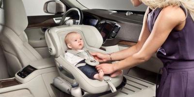 Kursi Anak di Mobil