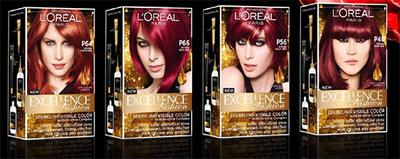 L'Oreal Paris Excellence Fashion